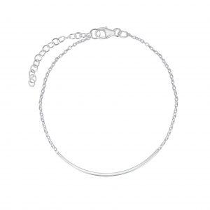 Wholesale Silver Bar Bracelet
