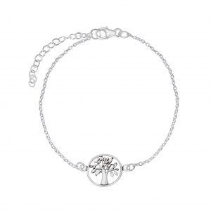 Wholesale Silver Tree of Life Bracelet