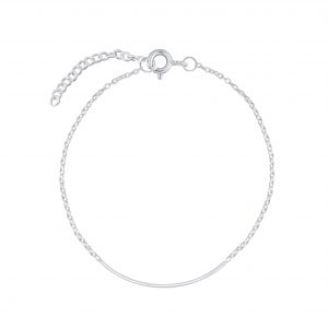 Wholesale Silver Bar Bracelet