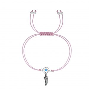 Wholesale Silver Dream Catcher Friendship Bracelet