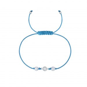 Wholesale Silver Beaded Friendship Bracelet