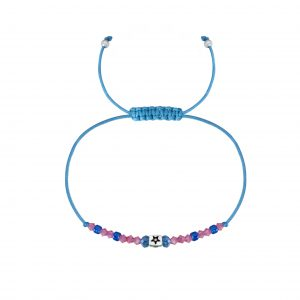 Wholesale Silver Stars Friendship Bracelet
