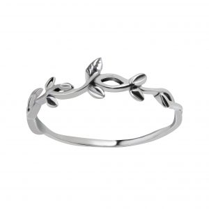 Wholesale Silver Vine Ring