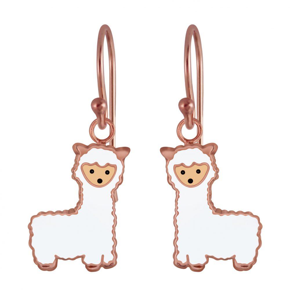Wholesale Silver Alpaca Earrings