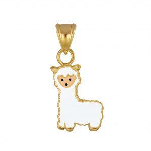 Wholesale Silver Alpaca Pendant