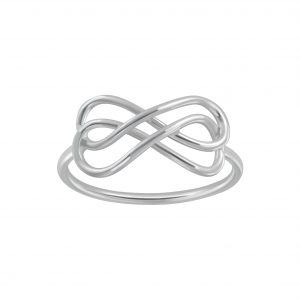 Wholesale Silver Infinity Ring