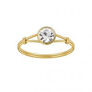 Wholesale Silver Handmade Solitarie Ring