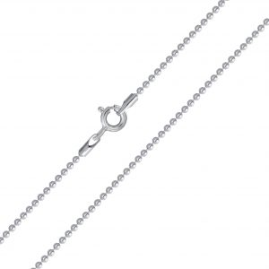 Wholesale 35cm Silver Ball Chain