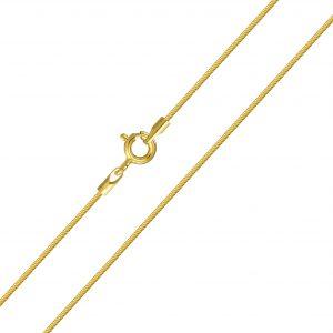 Wholesale 40cm Silver Snake Chain