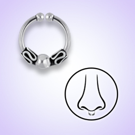 Nose and Septum Clips
