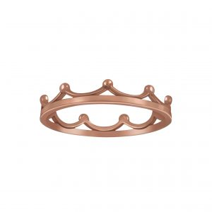 Wholesale Silver Crown  Ring