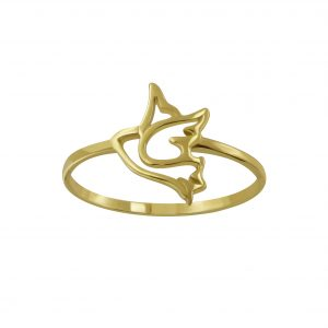 Wholesale Silver Bird Ring