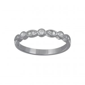 Wholesale Silver Eternity Ring