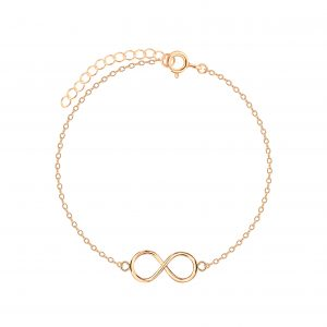 Wholesale Silver Infinity Bracelet