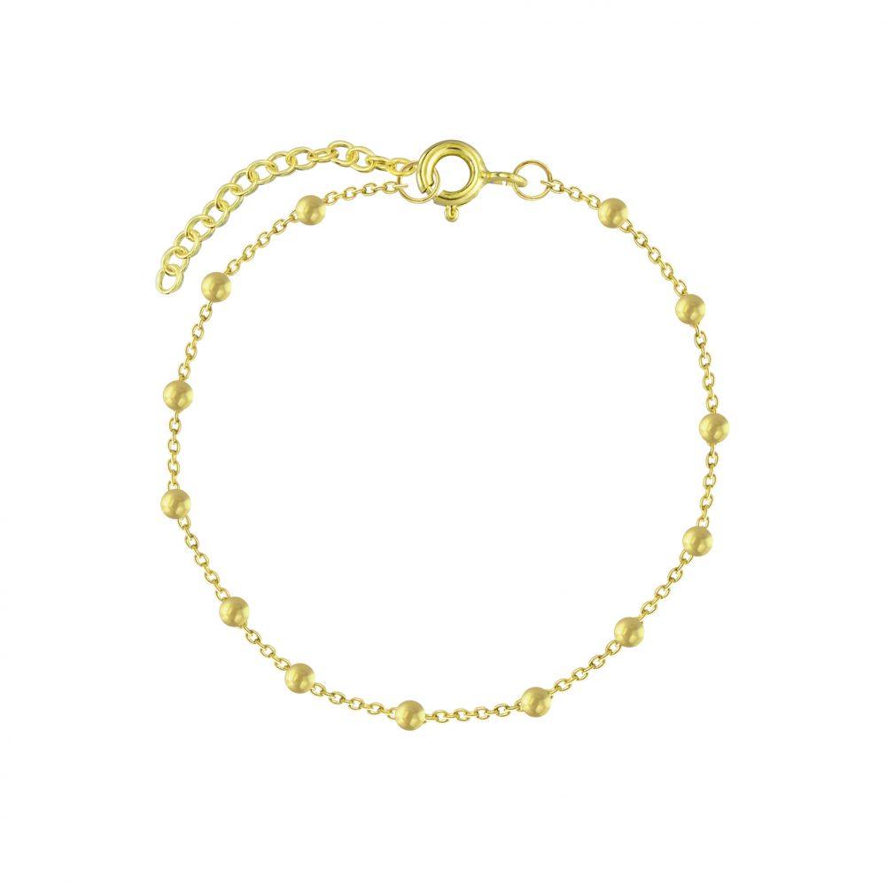 Wholesale Silver Satellite Bracelet