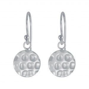 Wholesale Silver Round Earrings