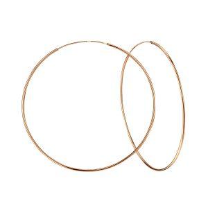 Wholesale 70mm Silver Hoop Earrings