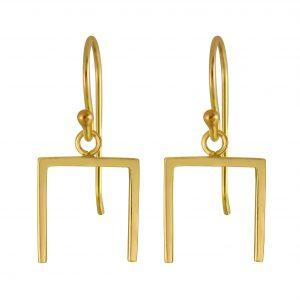 Wholesale Silver Geometric  Earrings