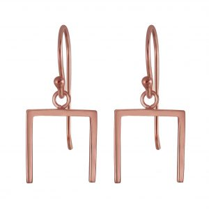 Wholesale Silver Geometric  Earrings