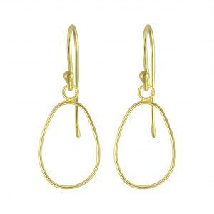 Wholesale Silver Wire Earrings