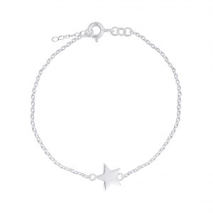 Wholesale Silver Star Bracelet