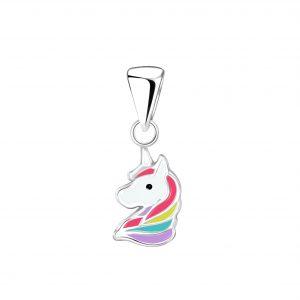 Wholesale Silver Unicorn Pendant