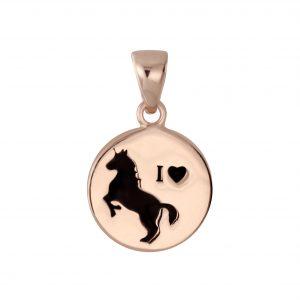 Wholesale Silver Horse Pendant