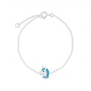 Wholesale Silver Unicorn Bracelet