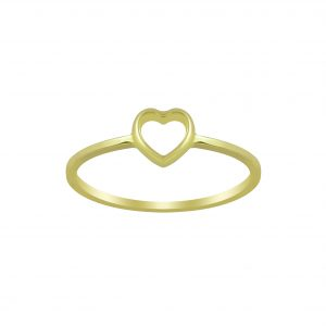 Wholesale Silver Heart Ring
