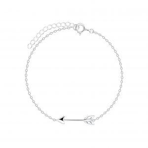 Wholesale Silver Arrow Bracelet