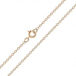 Wholesale 40cm Silver Cable Chain