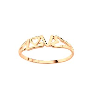 Wholesale Silver Love Ring