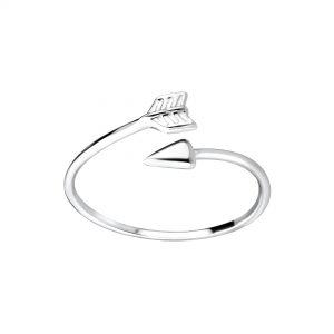 Wholesale Silver Arrow Ring