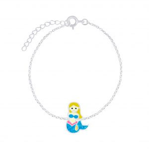 Wholesale Silver Mermaid Bracelet