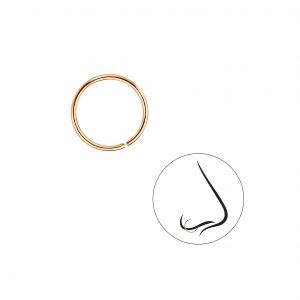 Wholesale 10mm Plain Nose Ring