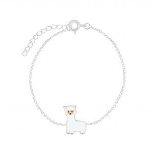 Wholesale Silver Alpaca Bracelet