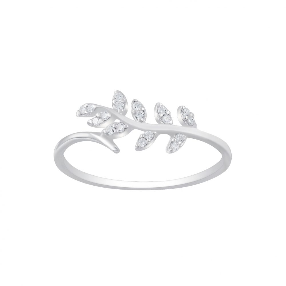 Wholesale Silver Branch Ring