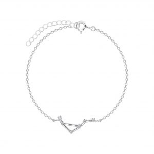 Wholesale Silver Libra Constellation Bracelet