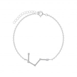 Wholesale Silver Aries Constellation Bracelet