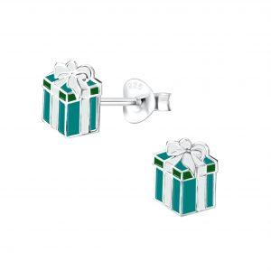 Wholesale Silver Gift Stud Earrings