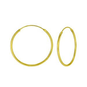 Wholesale 30mm Silver Hoop Earrings