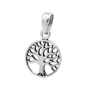 Wholesale Silver Tree of Life Pendant