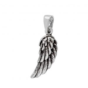 Wholesale Silver Wing Pendant